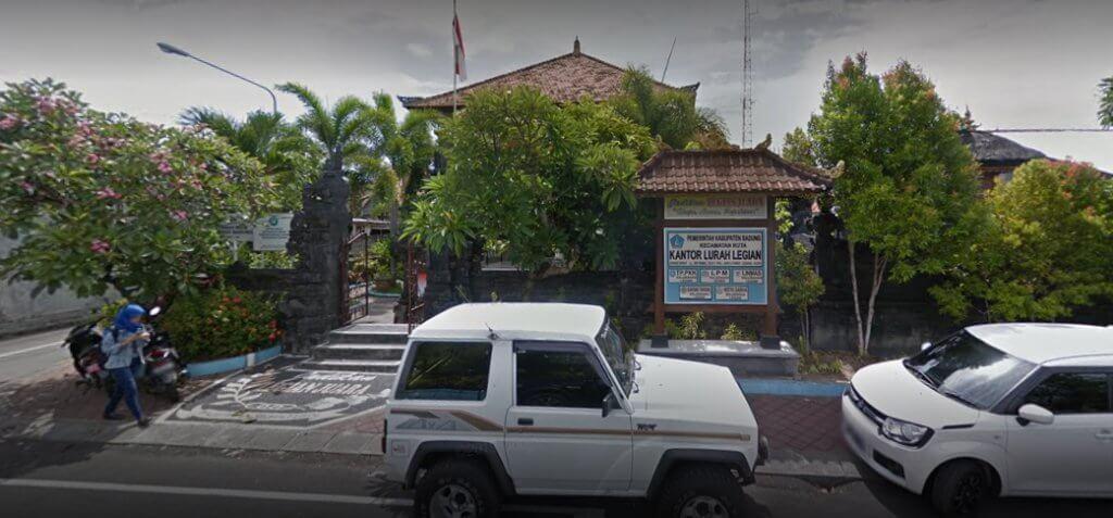 Kantor Kepala Kelurahan Legian