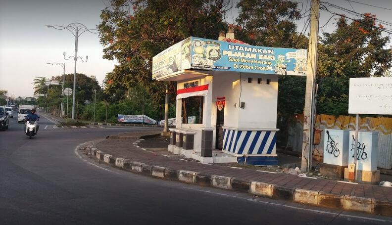 Traffic-Police-Station-Dewa-Ruci