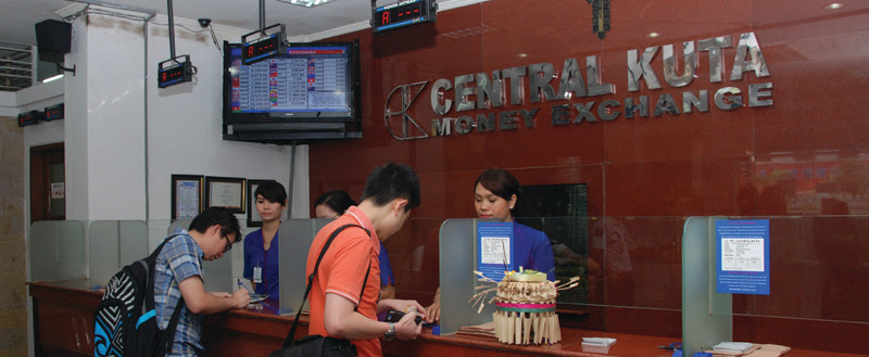 central kuta money exchange