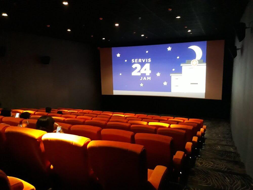 cinemaxx lippo mall kuta